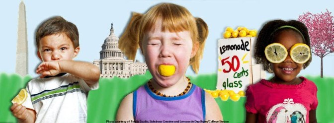 When Life Gives You Lemons…Teach Children