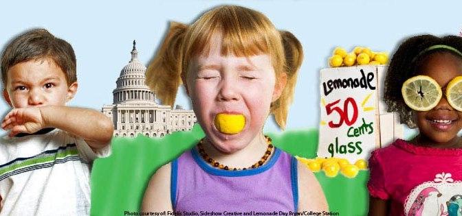 When Life Gives You Lemons…Teach Children