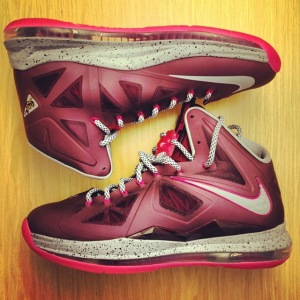 Lebron X Crown Jewels